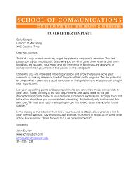 Interesting Cover Letter Sample For Job Tomyumtumweb Com