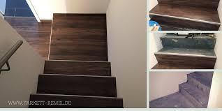 Eine ältere treppe mit neuen fliesen zu verlegen, ist kein hexenwerk. Laminat Auf Treppe Und Boden Verlegen Bodenrenovierung