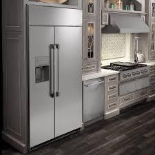 built in counter depth refrigerators. Exellent Built Dacor DYF42SBIWS 42 To Built In Counter Depth Refrigerators
