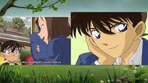 Conan thích ai Haibara hay Ayumi , là Ran mới đúng - YouTube