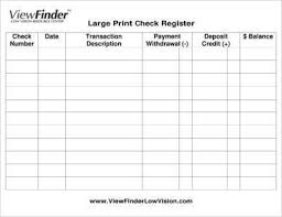 9 Simple Checkbook Register Examples Pdf Examples