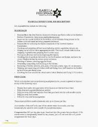 Email Resume Example