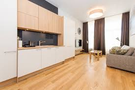Modern Kitchen And Bedroom Large Studio With Combined Lounge Kitchen Bedroom Angleterre