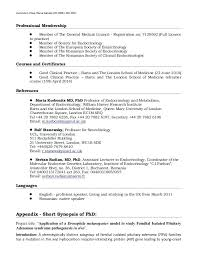 Professional Memberships On Resume What Are Professional