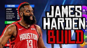 HOW TO MAKE A JAMES HARDEN BUILD ON NBA 2K20 - YouTube