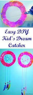 Diy Dream Catchers For Kids Easy DIY Kid's Dream Catcher Kiddie Matters 79