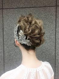 ショートボブ編大好きなショートをオシャレに結婚式の髪型アレンジ
