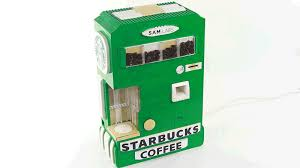 Starbucks Vending Machine Franchise Impressive Starbucks Tech Science And Culture News Photos Videos More