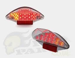 Yamaha Aerox Led Lights Aerox Rear Led Light With Built In Indicators
