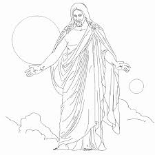 Free Jesus Coloring Pages To Print Free Jesus Coloring Pages Free