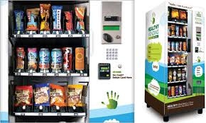 Healthy Food Vending Machines Franchise Fascinating HUMAN Healthy Vending Machines Buy Organic Vending Machines