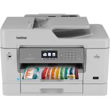 free color printing. Delighful Printing Brother MFCJ6935 Wireless Inkjet Colour A3 Printer Free Next Working Day  Delivery Inside Free Color Printing I