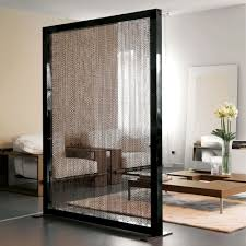 Creative Room Divider Bedroom Modern Bedroom With Creative Slide Wood Dividers And
