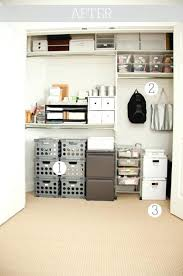 office closet storage. Home Office Closet Organizer Organization Best Craft Images On Systems . Storage O