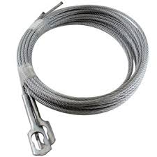 garage door wire8 X 144 7X7 GAC Garage Door Extension Cables with CC1 Clip