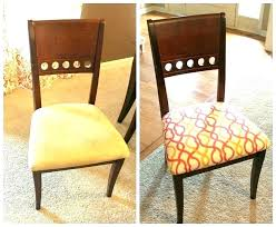 Reupholstering Dining Room Chairs Formidable Reupholstering Dining Enchanting Reupholstered Dining Room Chairs