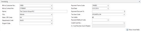 memo kredit microsoft dynamics nav 2009r2 how to create a sales credit memo