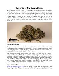 benefits of weed oil