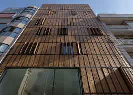office facades. 7 Of 7; Office Block On Tehran, Iran By LP2 Architecture Studio Facades B
