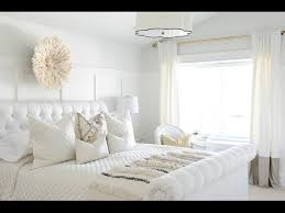 All White Bedroom Furniture Impressive Decorating Design