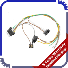 headlight wiring harness kit for mercedes s s s image is loading headlight wiring harness kit for 2000 2003 mercedes