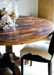 reclaimed wood dining tables los angeles best gallery of table round abundantlifestyl