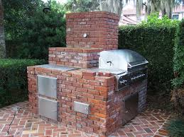 84 best garden images on outdoor cooking barbecue and outdoor brick barbecue