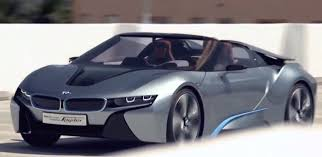 BMW Convertible 2014 bmw i8 cost : New BMW i8 Spyder 2014 In Detail Driving Commercial Hybrid ...