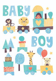 Card For Baby Boy Baby Shower New Baby Cards Free Greetings Island