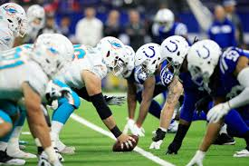Indianapolis Colts Depth Chart 2018 Miami Dolphins Indianapolis Colts Live Thread Game