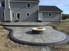 concrete stamp patterns Stamped Concrete Concrete Design Ideas