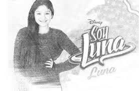 Disegni Da Colorare Soy Luna Morning Kids