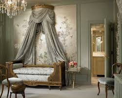 room elegant wallpaper bedroom: chic outdoor daybed with canopy in bedroom traditional with california king canopy bed next to elegant wallpaper alongside daybed ideas and canopy bed
