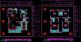 awesome cad drawing house plans s best inspiration home