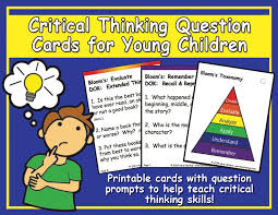 Question Stems Framed Around Bloom s Taxonomy Pinterest Critical Questions  Thinking Posters by Daniel Pallotta