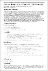 Sample Teacher Assistant Resume Graduate Teaching Assistant Job Description Resume For Teachers