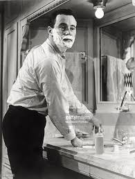 The Us Actor Jack Lemmon In A Scene Of The Film The Apartement