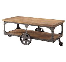 rustic coffee table with wheels beautiful coffe table coffe table reclaimed wood and metal coffee barn with
