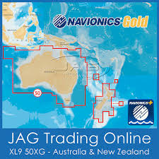 Navionics Gold Chart Cartridge Navionics Gold Xl9 50xg Card Australia Wide New Zealand