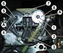 Замена верхней цепи грм змз 406