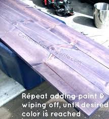 whitewashing furniture with color. Whitewashing Furniture With Color How To Whitewash . A