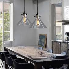 vintage lighting pendants. Buyee® Vintage Industrial Edison Classic Funnel Glass Shade Dinning Room Hanging Pendant Light Fittings: Amazon.co.uk: Lighting Pendants A