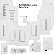 lutron rr multi fdn wh lighting controls radiora 2 control lutron rr multi fdn wh lighting controls radiora 2 control systems platt electric supply