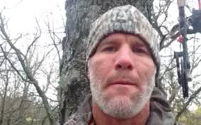 watch brett favre congratulates peyton manning from a tree add a comment