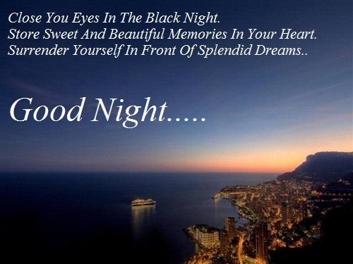 good night messages for boyfriend in hindi