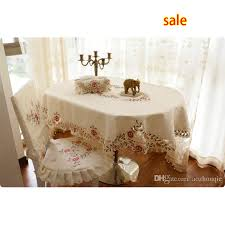 whole fashion elliptical table cloth oval dining table cloth chair covers oval shape tablecloth fabric toalha de mesa round table linens table linens