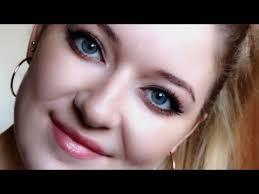 makeup enhancing eastern european slavic features makeup tutorial benefit mac l oreal