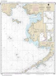 Alaska Nautical Charts 16006 Bering Sea Eastern Part St Matthew Island Bering Sea Cape Etolin Achorage Nunivak Island Alaska Nautical Chart