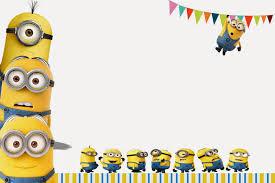 Minion Birthday Party I Heart My Present Minion Birthday Party