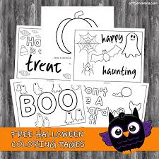 Welcome to the coolest selection of halloween coloring pages, invitations, decorations and loads of original printable designs. Free Halloween Coloring Pages Printable For Keeping Kids Entertained